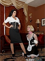 Emmanuelle London Sissy Boy Maid